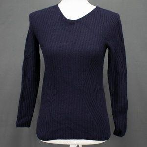 Banana Republic Women Pullover Sweater Sz XS Navy